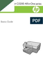 hp photosmart 5200 manual