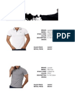 Lacoste Polo by AIB 27-01