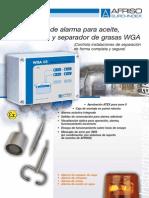 AFRISO Alarm Units for Oil Petrol and Grease Separators WGA Es 02-09