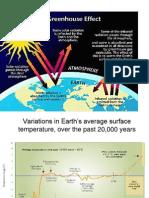 Climate Change Sanitation & Health