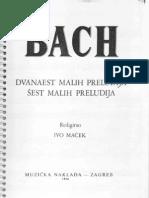 Bach - 12 Malih Preludija