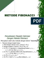 Metode Fibonacci