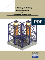 Wes Mosler - The Piping and Tubing Design Guide for SolidWorks Routing 2011 - 2011