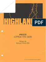 Highlander 5x09 - Little Tin God