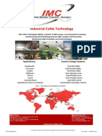 IMCT Cable Control Catalog