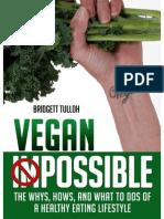 Bridgett Tulloh - Vegan (Im)Possible)