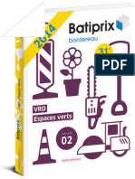 Sommaire Batiprix 2014 - Volume 2