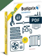 Sommaire Batiprix 2014 - Volume 7