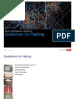 DEABB 2412 - Guidelines for Packing Circuit Breaker
