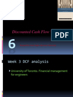 Week 3 DCF Analysis