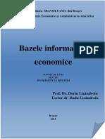 Bazele Informaticii Curs