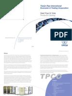 Catalogue TPCO Pipe