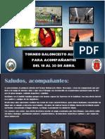 Dossier Acompañantes 2014