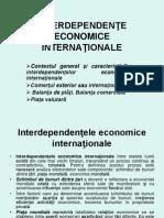 C 11 Interdependente Ec Internationale