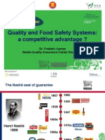 Nestle Quality Management System_Food