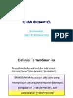 TERMODINAMIKA Nha1