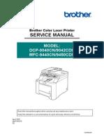 Mfc 9450cdn_mfc 9450cdn Service Manual