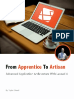 Laravel 4 From Apprentice to Artisan