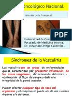 Vasculitis Por Dr Jonahan Ortega.
