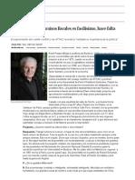 """""""Acabar con los paraísos fiscales es facilísimo, hace falta querer"""" _ Economía _ EL PAÍS"""