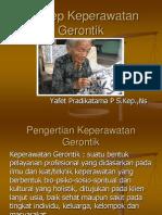 Konsep Keperawatan Gerontik PPT.yafet
