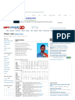 Ajinkya Rahane _ Cricket Players and Officials _ ESPN Cricinfo