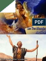 24 Los tres mensajes angélicos