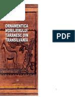 Aurel Bodiu- Ornamentica Mobilierului Taranesc Din Transilvania