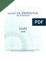 Guia de Deposito de Patentes