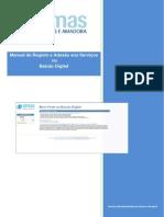 Manual Balcao Digital