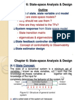 Chapter 6 State Space Analysis