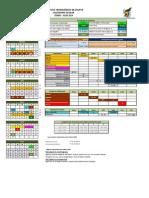 Calendario Escolar Ene-jul 2014