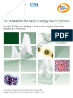UK Standards for Microbiology Investigations