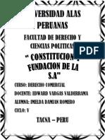 Monografia de Derecho Comercial