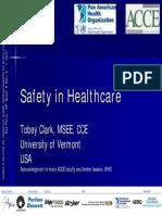 Clark Safety in HC Monday 13 30