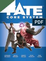 Fate Core ePub Edition