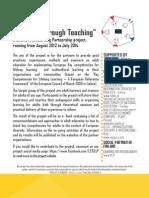 LETE Educa Project Flyer