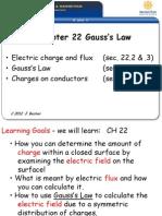 Gauss Law Ppt