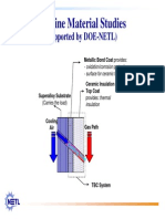 Www.netl.Doe.gov Technologies Coalpower Turbines Refshelf DOEPapers FE Turbine Materials Version1