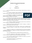 Consolidacao Das Leis Do Trabalho - CLT