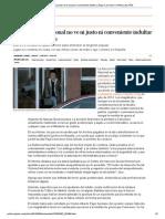 La Audiencia Nacional no ve ni justo ni conveniente indultar a Ángel Carromero _ Política _ EL PAÍS