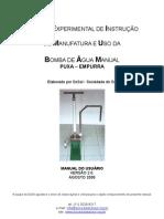 BOMBA DE ÁGUA MANUAL.doc