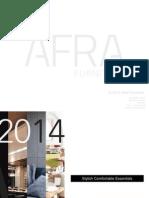 Afra Furniture Presentation (English)
