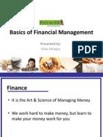 Basic Finance Management