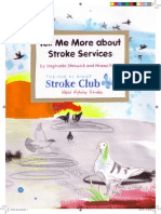 Tell-me-More about Stroke Services--Improving Care through Narrating Experience