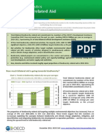 OECD DAC Statistics - Biodiversity-related Aid
