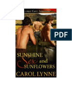 Carol Lynne - Sunshine, Sex and Sunflowers