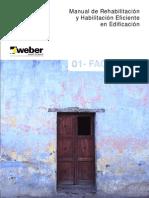 Weber Manual de Rehabilitacion y Habilitacion Eficiente en Edificacion