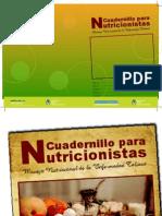 2013 11 27 Guia Nutricionistas