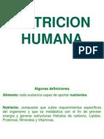 NUTRICION HUMANA bio 4º